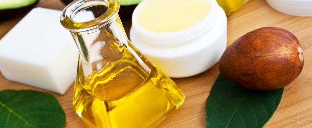 Avocadoöl für spröde und trockene Haut