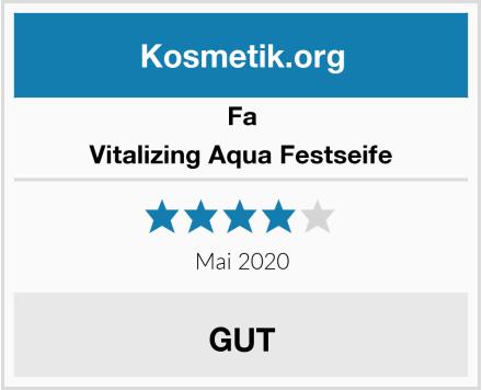 Fa Vitalizing Aqua Festseife Test