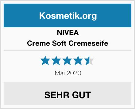 NIVEA Creme Soft Cremeseife Test