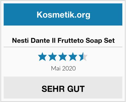 Nesti Dante Il Frutteto Soap Set Test