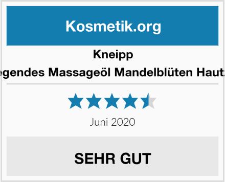 Kneipp Pflegendes Massageöl Mandelblüten Hautzart Test