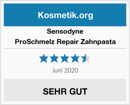 Sensodyne ProSchmelz Repair Zahnpasta Test