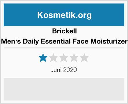 Brickell Men's Daily Essential Face Moisturizer Test