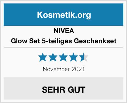 NIVEA Glow Set 5-teiliges Geschenkset Test