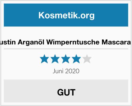 Poppy Austin Arganöl Wimperntusche Mascara Schwarz Test