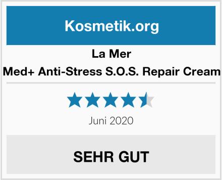 La Mer Med+ Anti-Stress S.O.S. Repair Cream Test