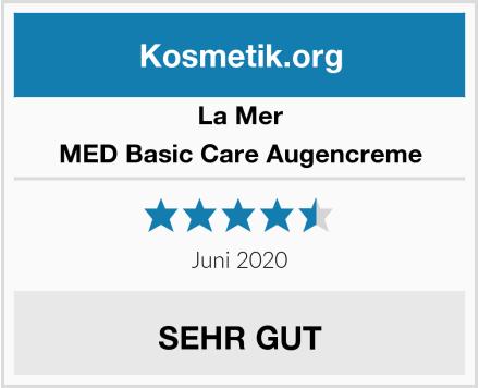 La Mer MED Basic Care Augencreme Test