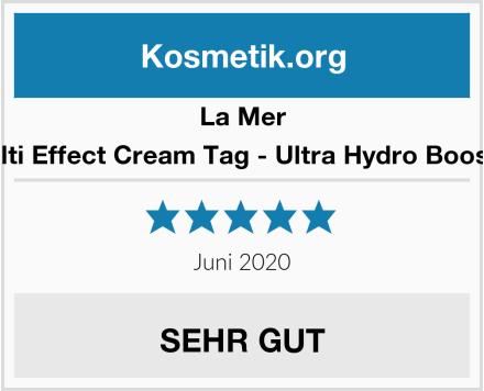 La Mer Multi Effect Cream Tag - Ultra Hydro Booster Test