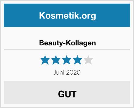Beauty-Kollagen Test