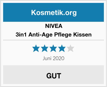 NIVEA 3in1 Anti-Age Pflege Kissen Test