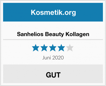 Sanhelios Beauty Kollagen Test