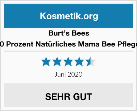 Burt's Bees 100 Prozent Natürliches Mama Bee Pflegeöl Test