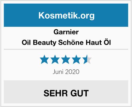 Garnier Oil Beauty Schöne Haut Öl Test