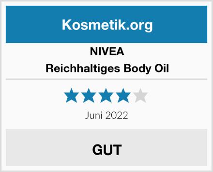 NIVEA Reichhaltiges Body Oil Test