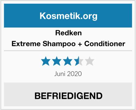 Redken Extreme Shampoo + Conditioner Test