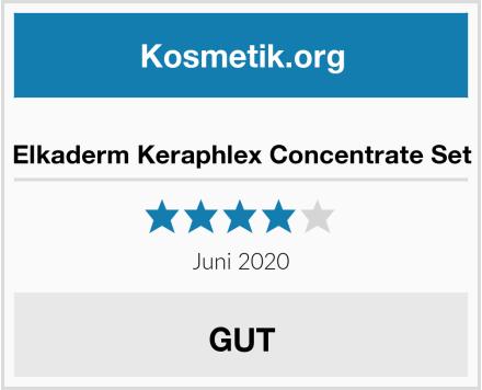 Elkaderm Keraphlex Concentrate Set Test