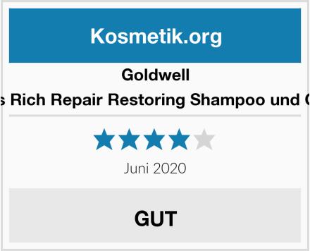 Goldwell Dualsenses Rich Repair Restoring Shampoo und Conditioner Test