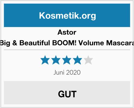 Astor Big & Beautiful BOOM! Volume Mascara Test