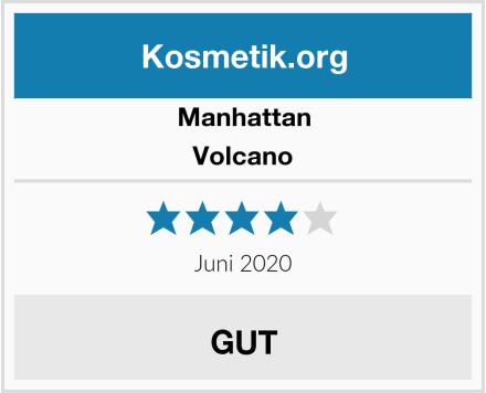 Manhattan Volcano Test
