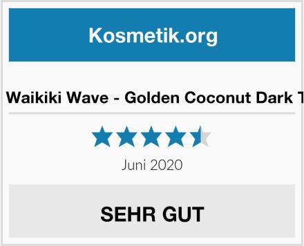 Hawaiiana Waikiki Wave - Golden Coconut Dark Tanning Oil Test