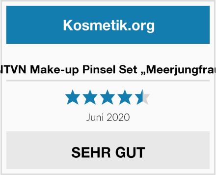 """INTVN Make-up Pinsel Set """"Meerjungfrau"""" Test"""