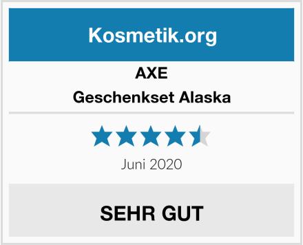 Axe Geschenkset Alaska Test