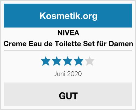 NIVEA Creme Eau de Toilette Set für Damen Test