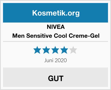 NIVEA Men Sensitive Cool Creme-Gel Test