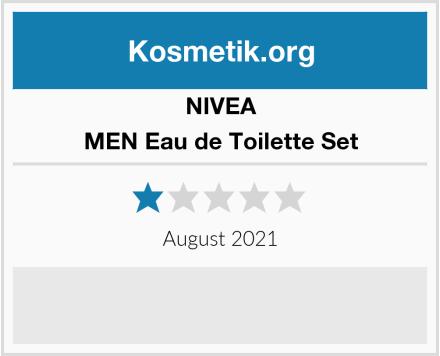 NIVEA MEN Eau de Toilette Set Test