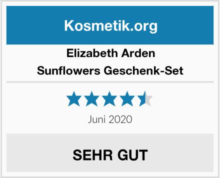Elizabeth Arden Sunflowers Geschenk-Set Test