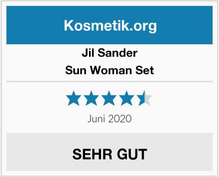 Jil Sander Sun Woman Set Test