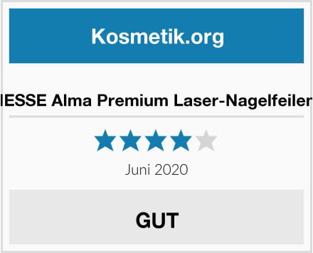 DYNESSE Alma Premium Laser-Nagelfeilen Set Test
