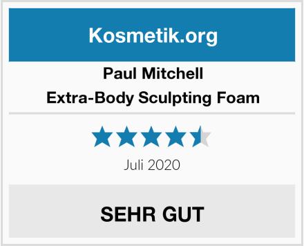 Paul Mitchell Extra-Body Sculpting Foam Test