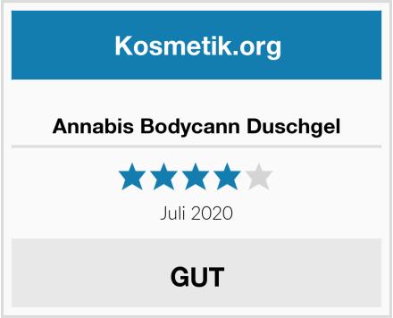 Annabis Bodycann Duschgel Test
