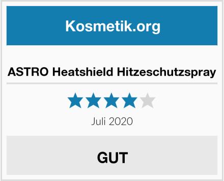 ASTRO Heatshield Hitzeschutzspray Test