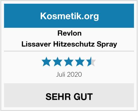 Revlon Lissaver Hitzeschutz Spray Test