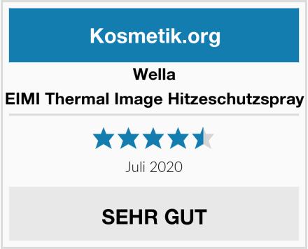 Wella EIMI Thermal Image Hitzeschutzspray Test