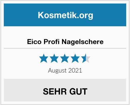 Eico Profi Nagelschere Test
