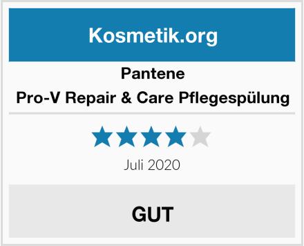 Pantene Pro-V Repair & Care Pflegespülung Test