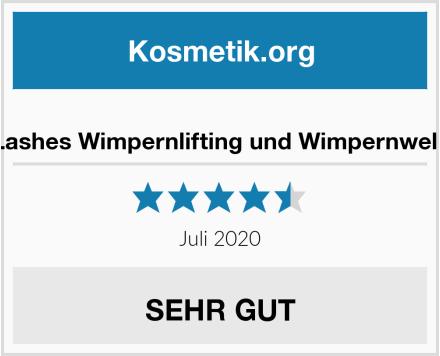 XXL Lashes Wimpernlifting und Wimpernwelle Set Test