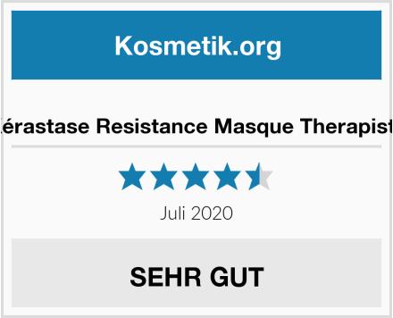 Kérastase Resistance Masque Therapiste Test