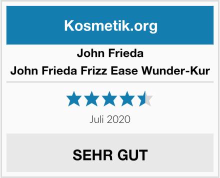 John Frieda John Frieda Frizz Ease Wunder-Kur Test