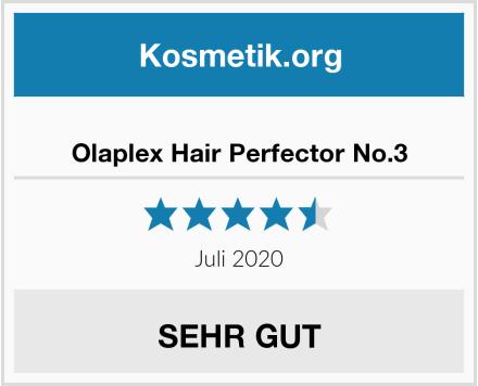 Olaplex Hair Perfector No.3 Test