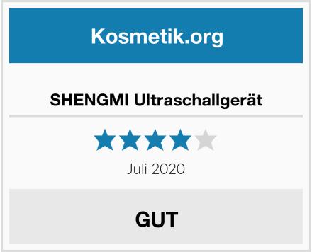 SHENGMI Ultraschallgerät Test
