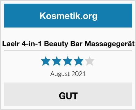 Laelr 4-in-1 Beauty Bar Massagegerät Test