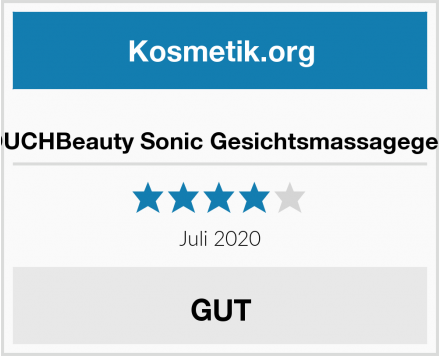 TOUCHBeauty Sonic Gesichtsmassagegerät Test