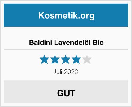 Baldini Lavendelöl Bio Test