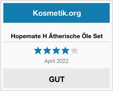 Hopemate H Ätherische Öle Set Test