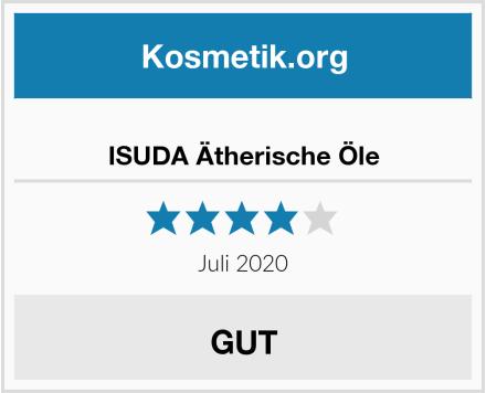 ISUDA Ätherische Öle Test
