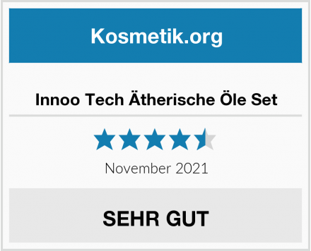 Innoo Tech Ätherische Öle Set Test